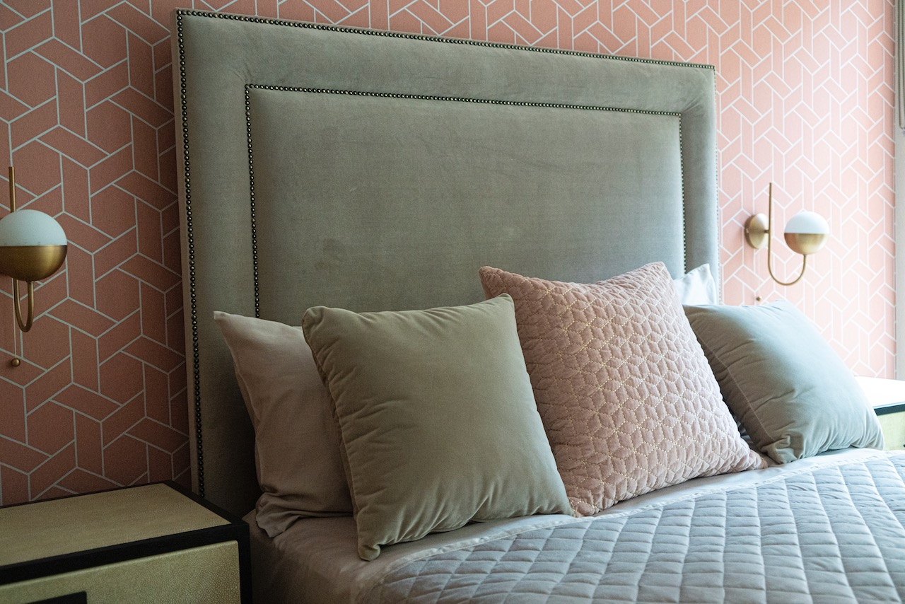 foxholes care home hitchin suites bedroom bed